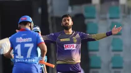 IPL 2020 match 42 Delhi vs Kolkata:  कोलकाता ने दिल्ली को हराया, वरुण चक्रवर्ती के 5 विकेट
