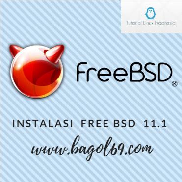 Cara Instalasi   FreeBSD