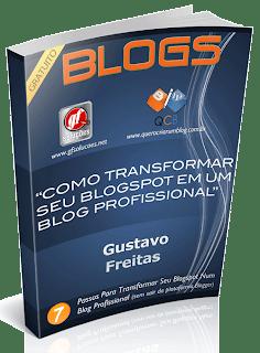 Ebook – Blog Profissional