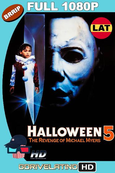 Halloween 5: La Venganza de Michael Myers (1989) BRRip 1080p Latino-Ingles MKV