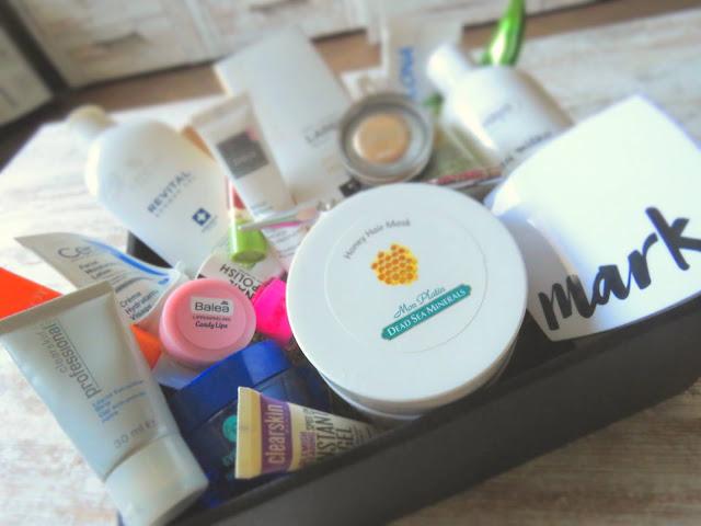 Spotrebovaná kozmetika za október 2020