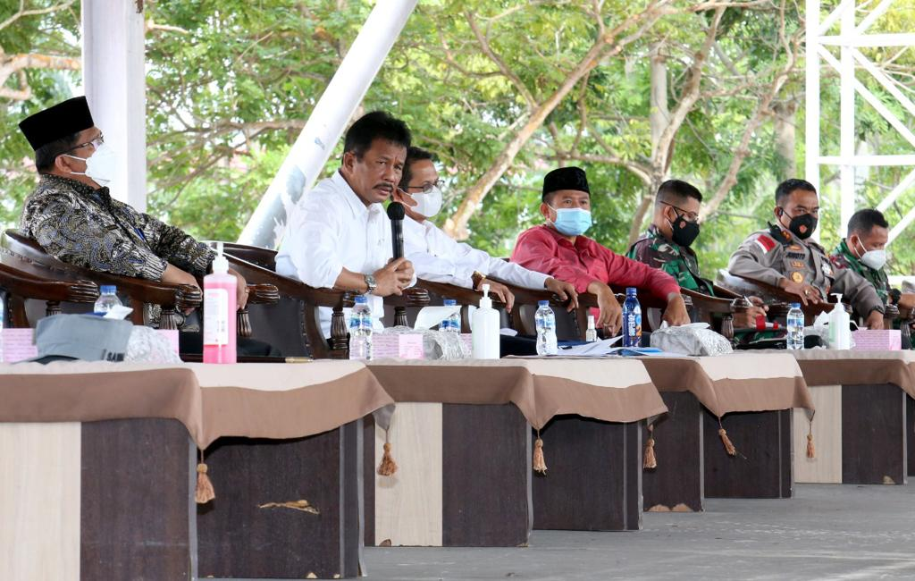 Tekan Penyebaran Covid-19, PPKM Darurat Diberlakukan di Batam