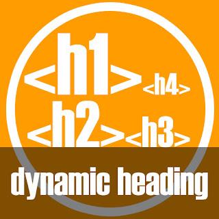 Dynamic Heading
