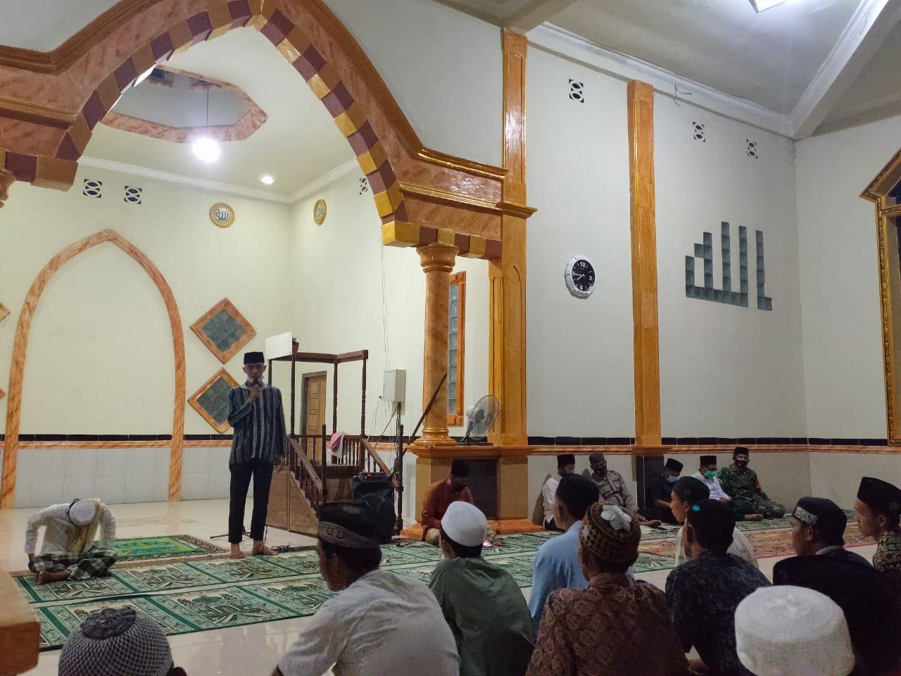 Salam Si Desa di Majelis Hidayah, Camat : Silaturrahmi Sangat Penting