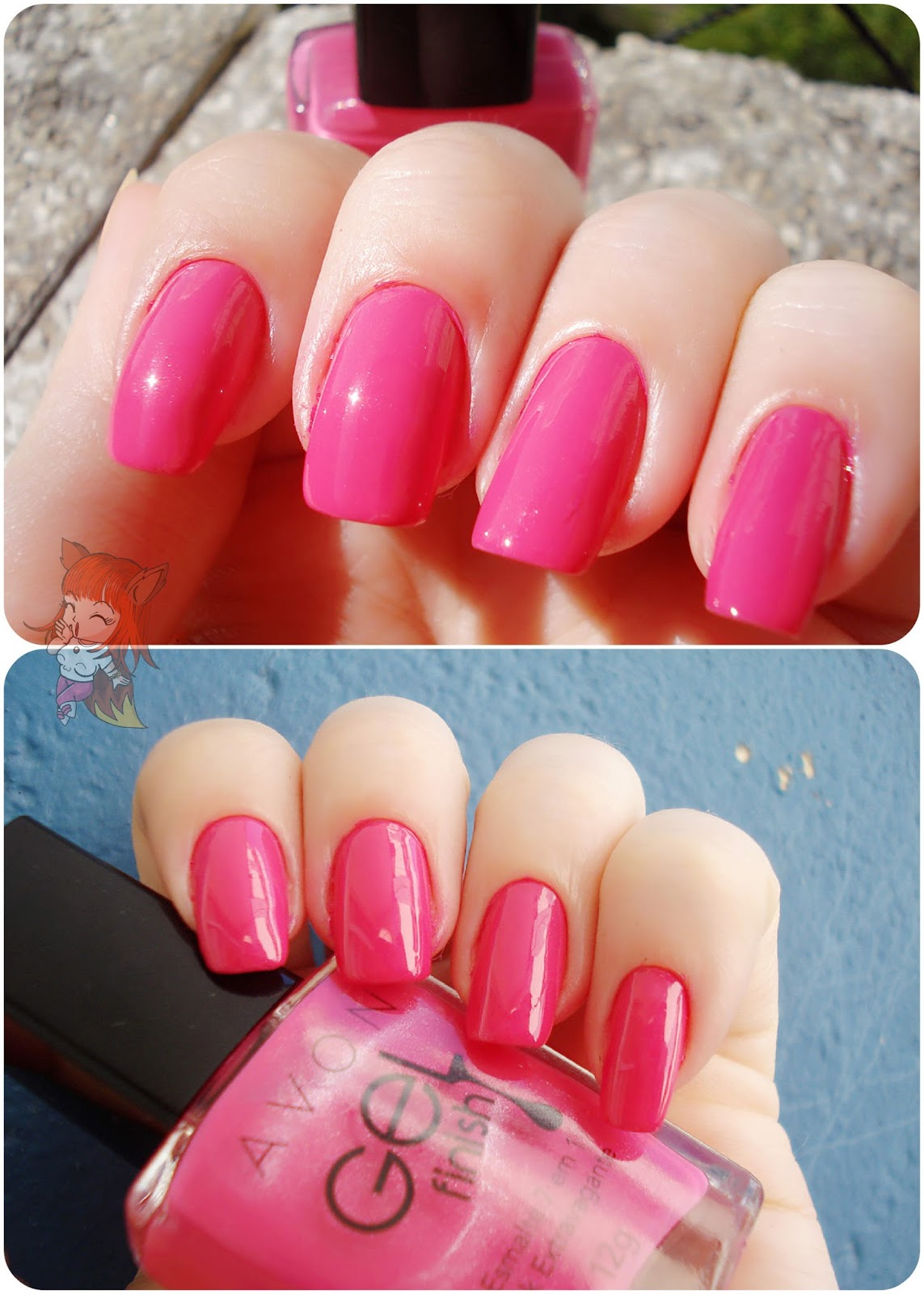 Esmalte Avon Gel Finish :: Pink Extravagante - Resenha