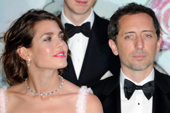 Monaco Royal Family attends the 'Bal De La Rose Du Rocher' in aid of the Fondation Princess Grace