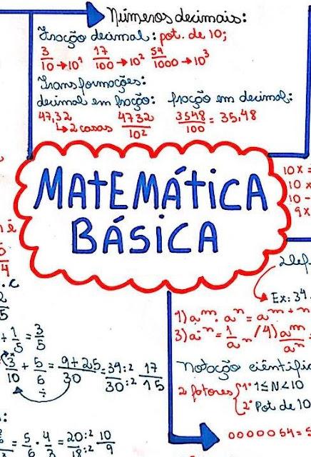 Matemática Básica - Prof. Luiz Carlos