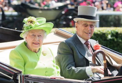 England's Prince Philip has been admitted to hospital and diagnosed with an Infection