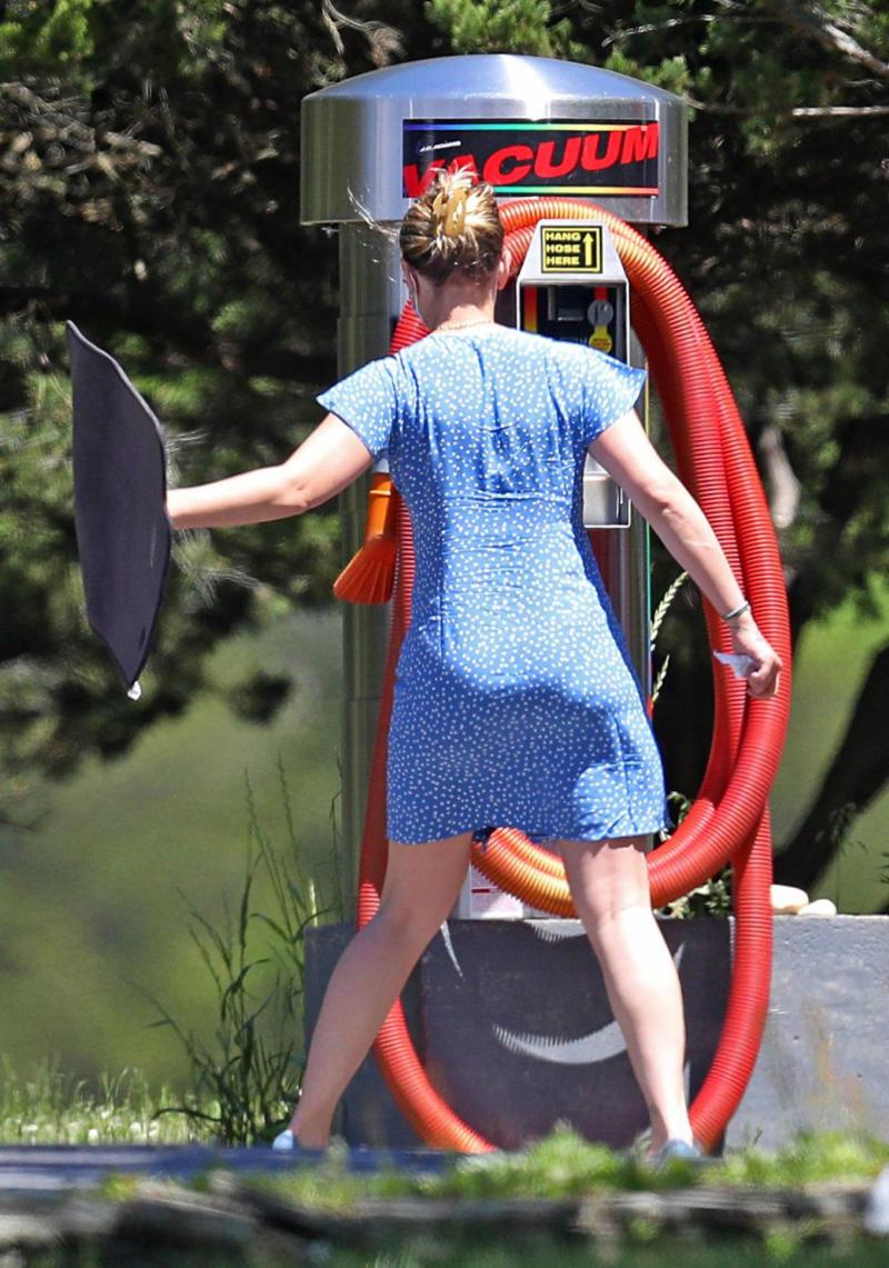 Scarlett Johansson Hot Ass