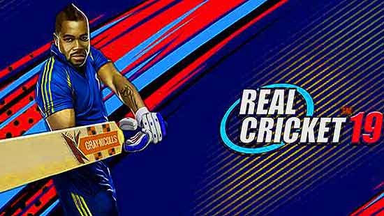 Real Cricket 19 (RC19) Apk+Mod+Data (All Unlocked, Unlimited