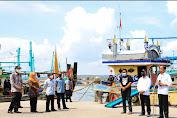 Presiden Jokowi Akan Keruk Pendangkalan di Pelabuhan Brondong