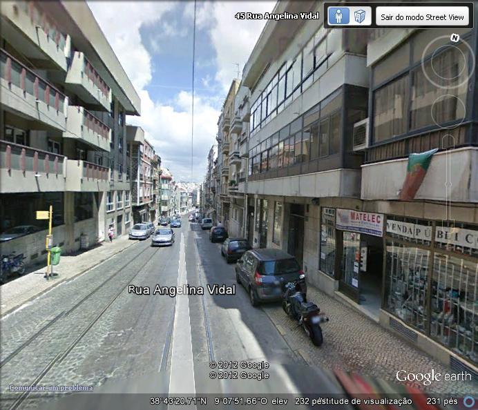rua angelina vidal lisboa mapa RUAS DE LISBOA ALGUMA HISTÓRIA: Janeiro 2013 rua angelina vidal lisboa mapa