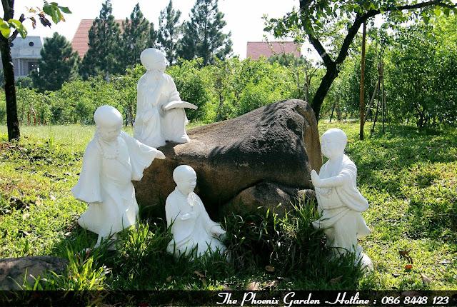 biệt thự sinh thái đan phượng - the phoenix garden