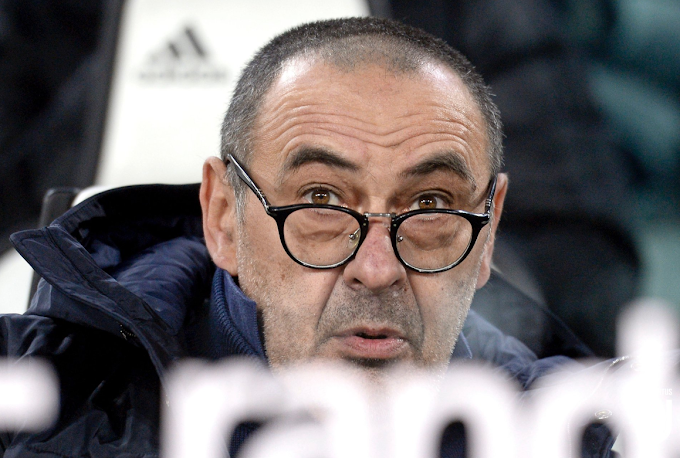 Ufficiale: Maurizio Sarri esonerato