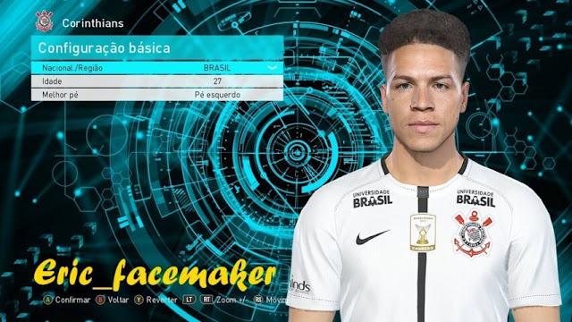 Marquinhos Gabriel Face PES 2018