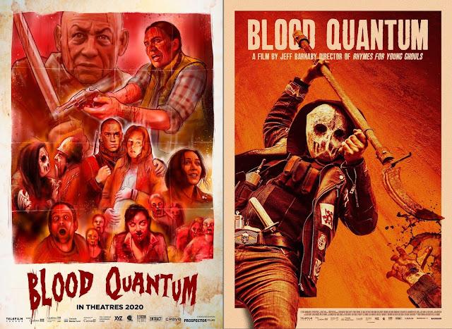 Blood Quantum (poster)