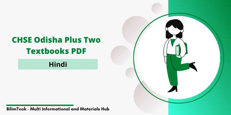 CHSE Odisha Plus Two Hindi Book PDF | +2 Compulsory Book