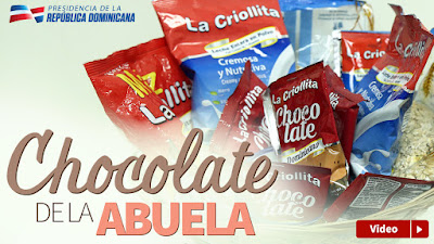 VIDEO: El chocolate de la abuela