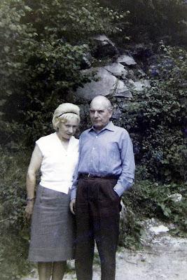 Anna Klupàcs y Esteban Canal en Italia