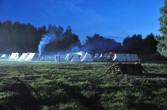 Bunt Mazowsza - impreza rekonstrukcyjna w Ciechanowie