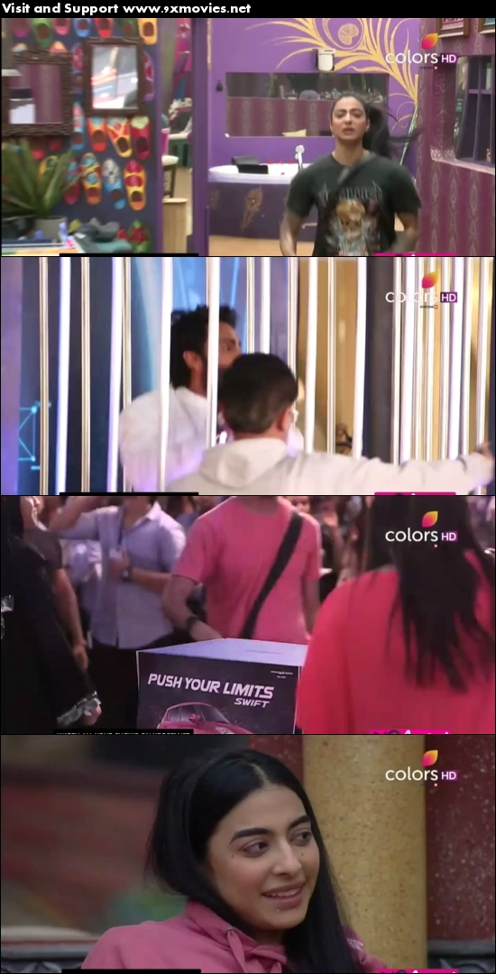 Bigg Boss S10E87 11 Jan 2017 HDTV 480p