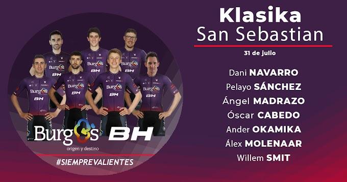 El Burgos BH tendrá una doble cita en Euskadi con la Klasika y el Circuito de Getxo