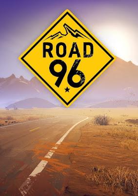 Capa do Road 96
