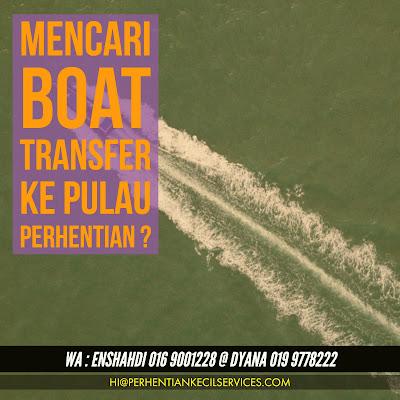 Tiket boat , harga boat m boat ke pulau perhentian