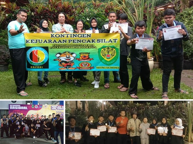 Di Piala Kapolresta Bogor Kota, 8 Atlet Riksa Diri Orpesi Raih Medali