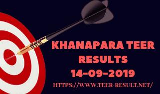 Check Khanapara Teer Results, Common Number Today-14-09-2019