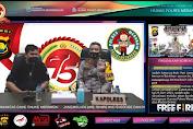 Kapolres Merangin Membuka Secara Resmi Turnamen Kapolres Cup FreeFire secara online Melalui zoom meeting