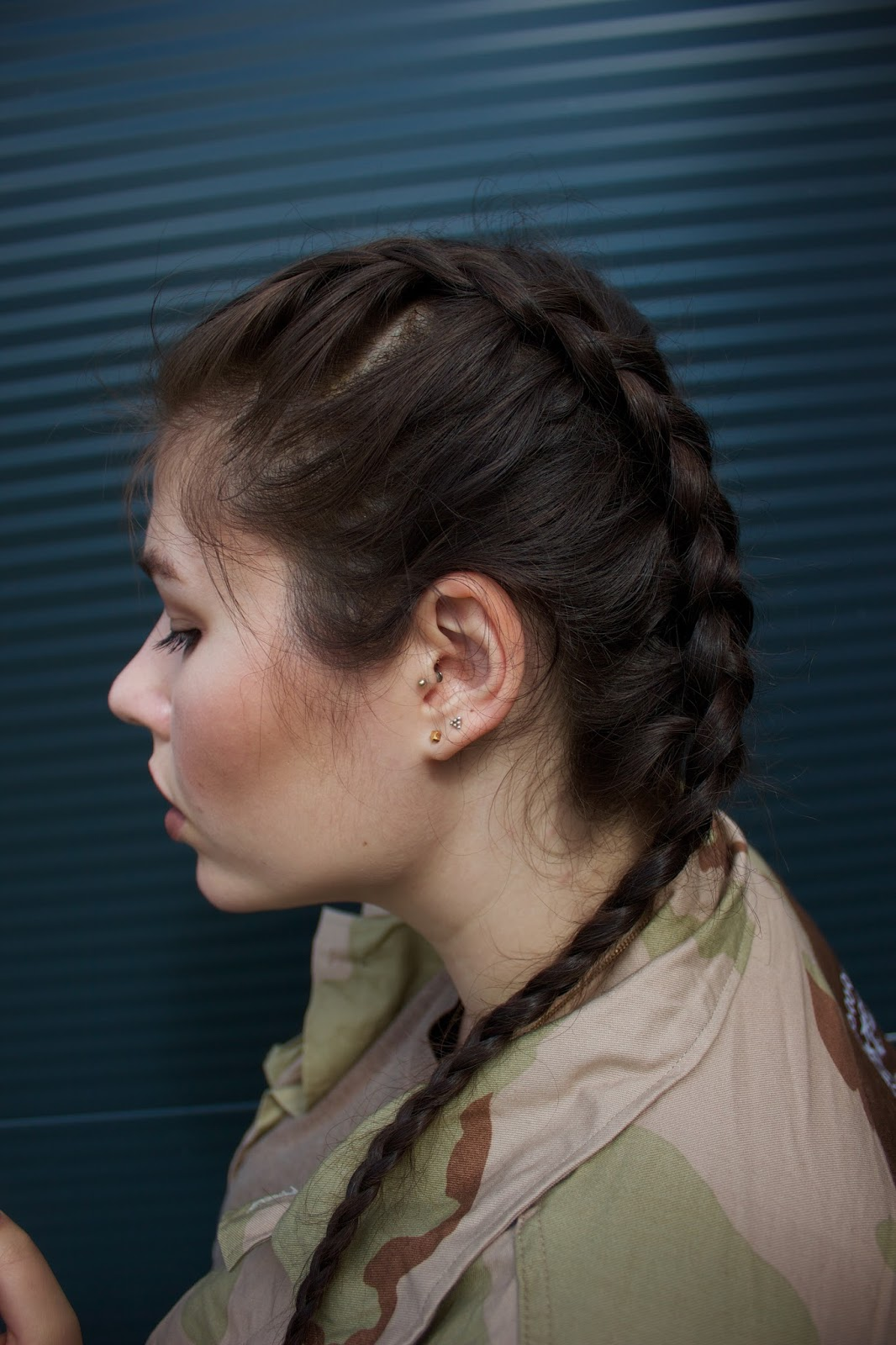 army and boxer braid ingrid for you