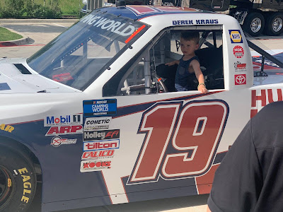 Derek Kraus: 2021 NCWTS at Texas: Race Preview