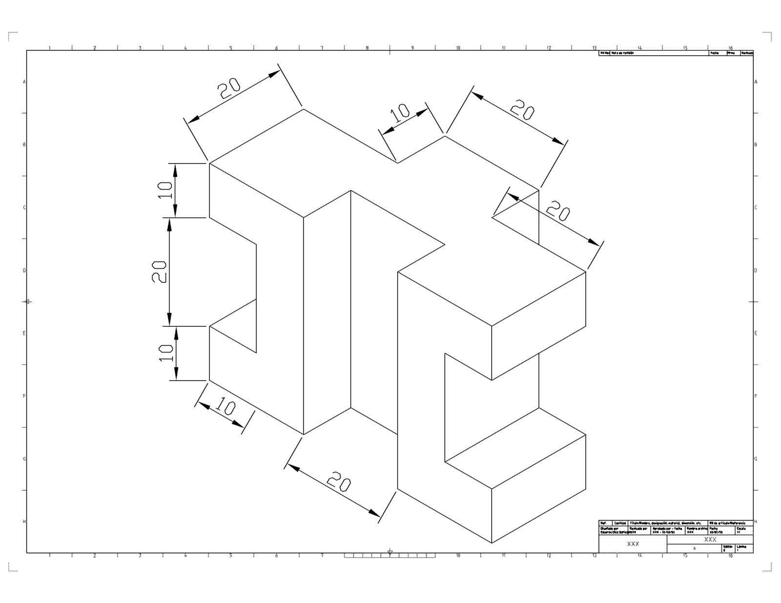 Portafolio de Evidencias Dibujo Tecnico Optativa Cet-Mar 04