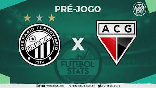 Assistir Operário-PR x Atlético-GO ao vivo