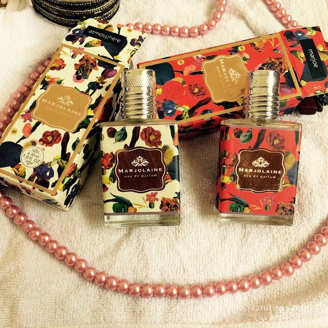 Marjolaine Perfume, Parfum Wangi dan Halal yang Terbuat dari Bibit Import Prancis