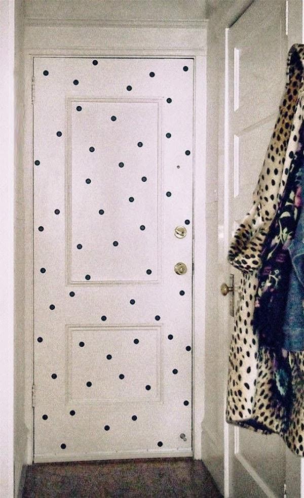 Bolinhas na Decoração - Pois - Poás - Polka Dots