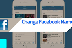 How Change Name Facebook