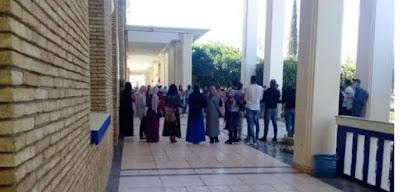 فضيحة الأصفار بجامعة مغربية: من بين أكثر من 1400 طالب حصل اثنان على المعدل والباقي يكرر السنة