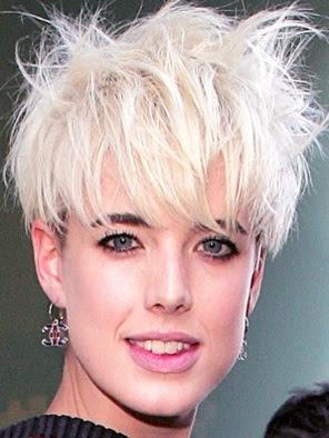 model gaya rambut wanita short mop top 2008