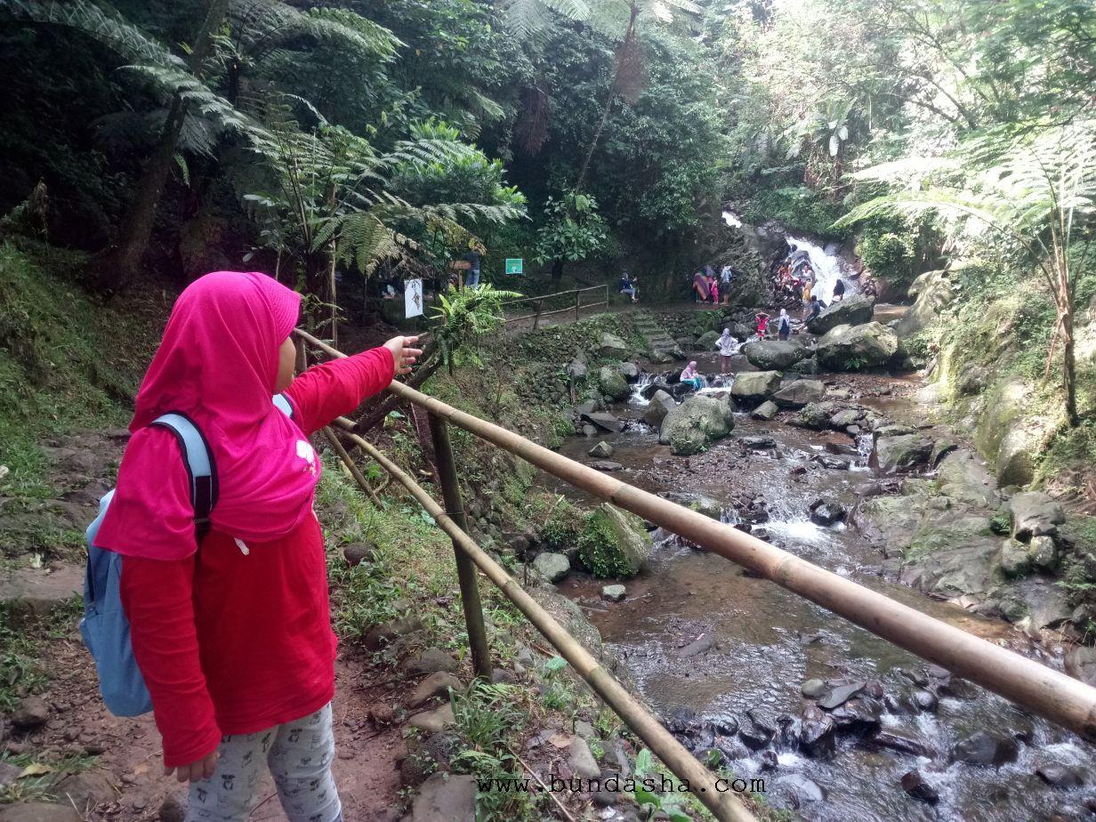 Jalanjalan Camping Keluarga Di Wisata Alam Capolaga Day 2
