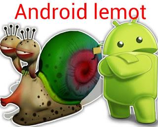 cara terbaru dan terkini mengatasi hp android jadi lemot
