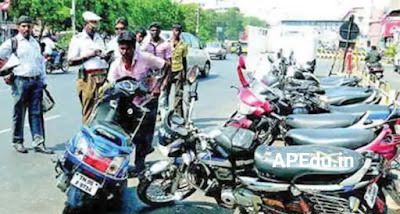 New Motor Act Supereme Court Guidance: Are you taking traffic rules lightly? Riding a bike without a helmet.? However, our purse is empty.