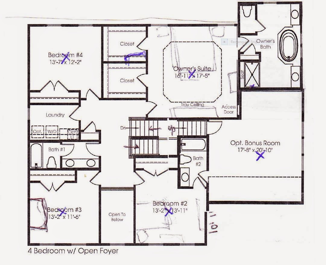 Ryan Homes Floor Plans Ohio: Our Second Journey With Ryan Homes: August 2014