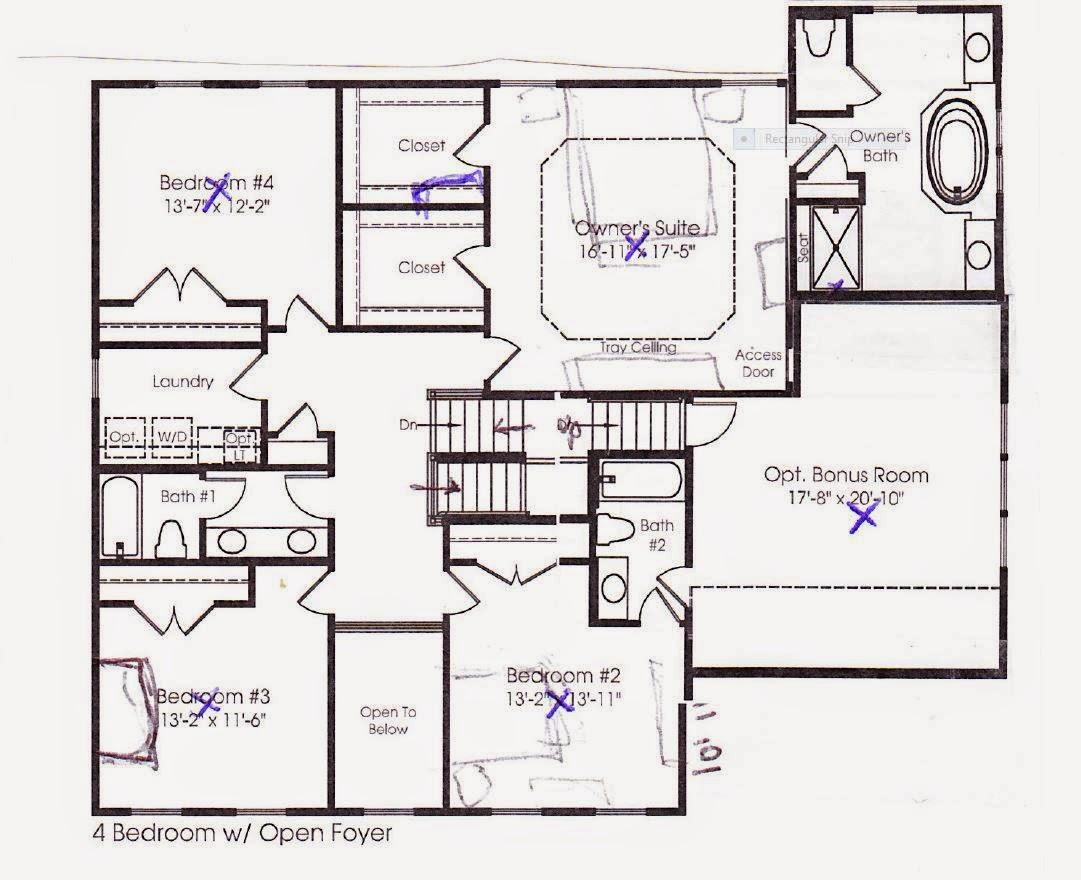 Ryan Homes Floor Plans Ohio