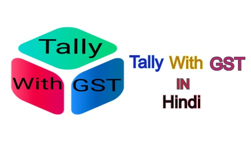 Tally With GST In Hindi
