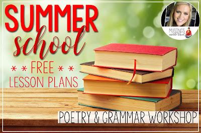 Free Lesson Plans - 7th Grade ELA