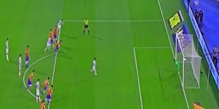 تصفيات كأس العالم:الأرجنتين تحقق النقطة الـ 11 لها بعد التعادل أمام تشيلى