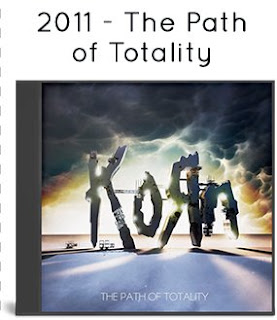 2011 - The Path Of Totality [Special Edition, Europe, Roadrunner Records, RR7728-5]