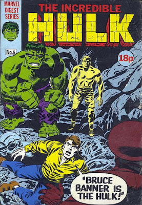Hulk Pocket Book #6, Rick Jones shoots his mouth off